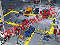 CH2 - Parking en sous-sol